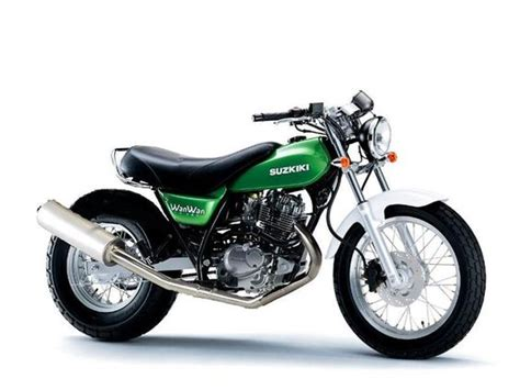 suzuki motorcycle green suzuki 125 in green motorcycle