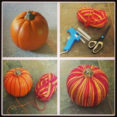 home made fall decorations diy fall decor halloween fall pinterest party pinterest