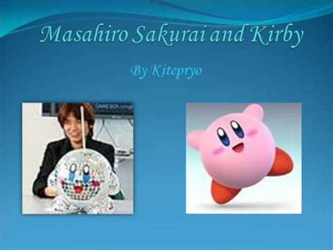 the kirbys of new a history of the descendants of kirby of middletown conn and of joseph kirby of hartford conn and of richard kirby of sandwich mass classic reprint books the history on kirby and masahiro sakurai draft