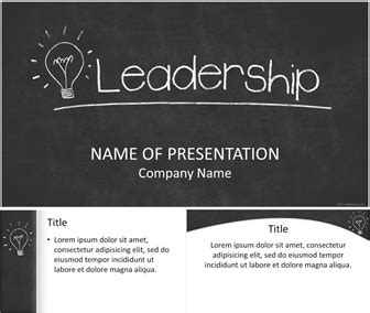 leadership templates for powerpoint free download leadership powerpoint template templateswise com