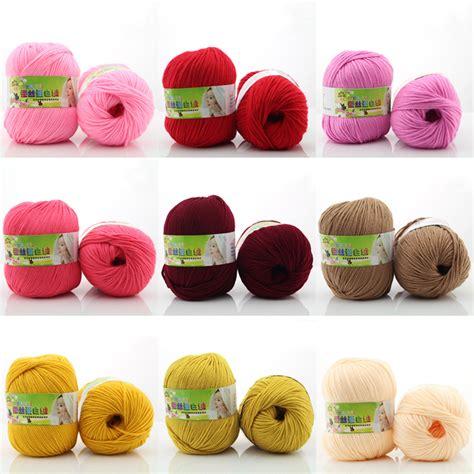 how to roll a of yarn for knitting 1 roll 50g knitting woolen yarn thread knitting