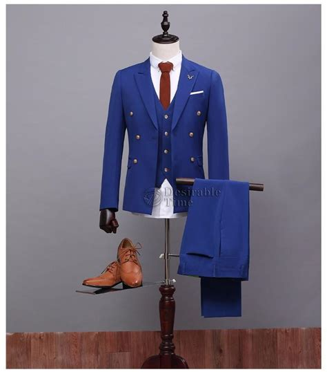 wearing a royal blue suit for wedding my wedding ideas men s royal blue suits with pants formal dress mens stage