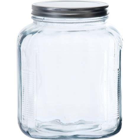 Anchor Hocking 1 Gallon Cracker Jar: Jars: Kitchen Items