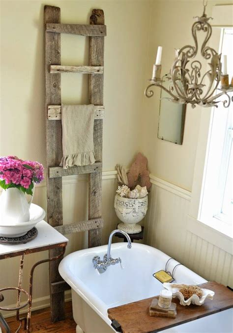 Bathroom Shelving Ideas For Towels 36 best farmhouse bathroom design and decor ideas for 2017