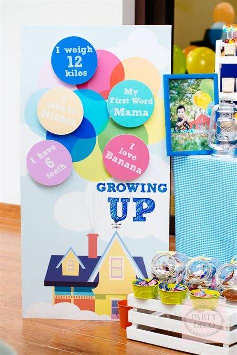 disney up themed birthday party disney s up themed birthday party themed birthday