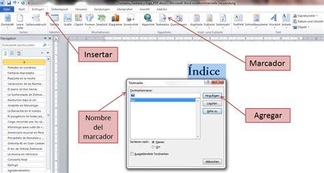 insertar varias imagenes word mac c 243 mo insertar 237 ndice en word crear crear