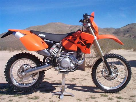 2008 Ktm 525 Exc 03 Ktm 525 Exc Clutch Noisy South Bay Riders
