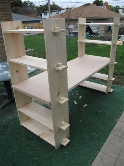 Furniture Knockdown pdf diy how to build knockdown furniture small