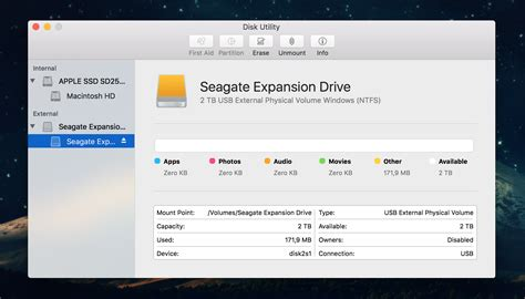 cannot format hard disk mac how to format a seagate hdd to os x extended journal