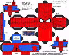 Marvel 1 spiderman cubee by theflyingdachshund minecraft birthday