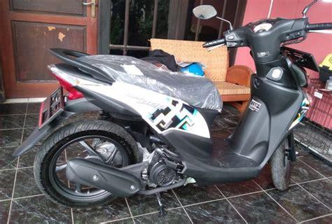 Honda Beat Bekas 2017 jual honda beat pop 2017 jual motor honda beat jakarta barat