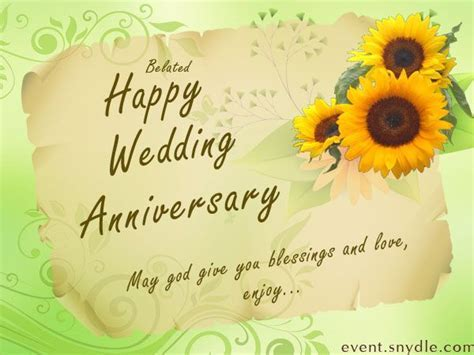 Best 25  Happy wedding anniversary wishes ideas on