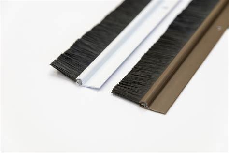 Homedepot Patio Doors Plastic White Draught Excluder Around Door Brush Draught