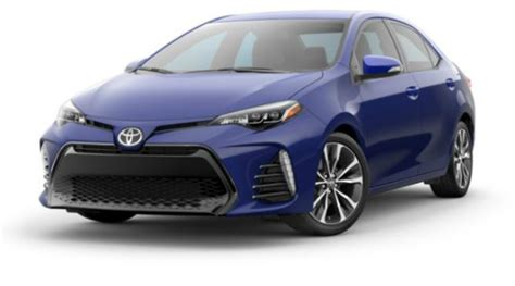 toyota corolla colors color options for the 2018 toyota corolla
