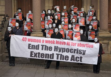 northern ireland abortion ban breaches human rights in hypocrisy of eighth amendment highlighted by northern
