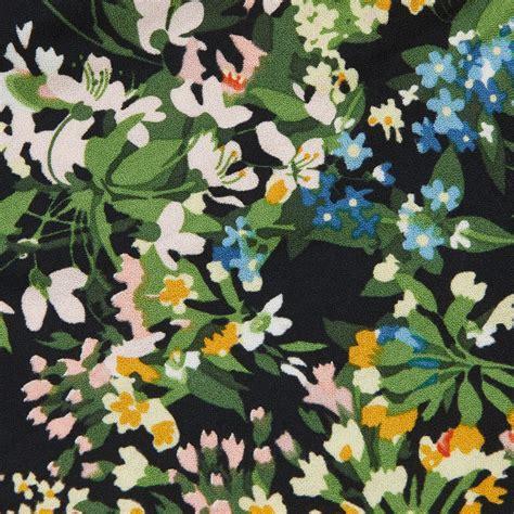 Print Neckerchief meadow print neckerchief warehouse