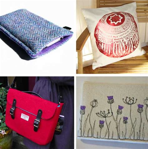 Handmade Scottish Gifts - handmade holidays gift guide gifts from scotland fixx