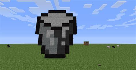 Su Minecraft statua tutorial come costruire una statua il secchio di