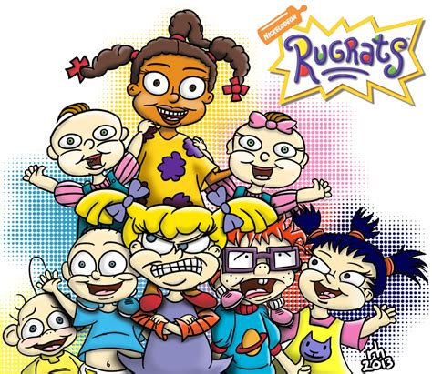 rugrats be my rugrats by ronaldhennessy on deviantart