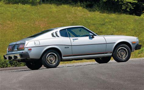 1976 1977 toyota celica gt liftback collectible classic automobile magazine