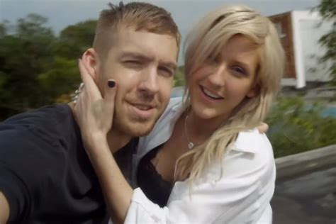 Ellie Goulding Boyfriend Calvin Harris Www Imgkid Com | ellie goulding reveals new collab with calvin harris is in