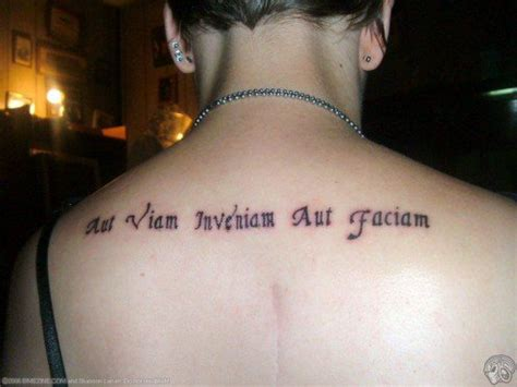 latin tattoo ideas words phrases quotes and photos