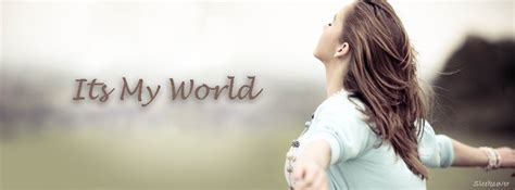 it s my world cover