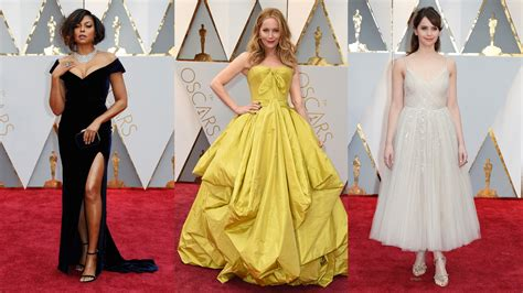 best oscar oscars 2017 best and worst dressed la times