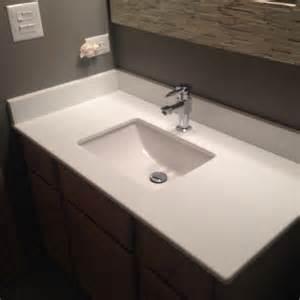 Slab Sink nano glass countertops