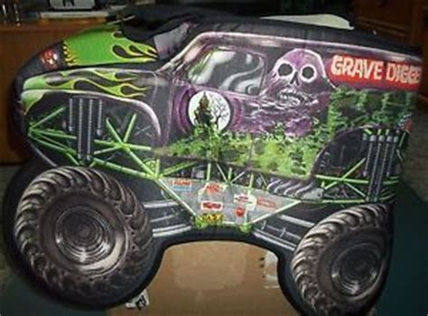 grave digger monster truck costume monster jam grave digger boys suede sneakers shoes on