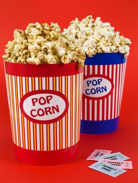 bicchieri per pop corn come servire i popcorn feste e compleanni