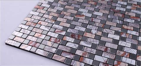 Mosaic Wall Ls by Wholesale Metallic Mosaic Tile Sheets Metal Aluminum