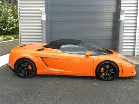 Lamborghini 2010 For Sale For Sale Lamborghini Gallardo Lp 560 4 Spyder 2010