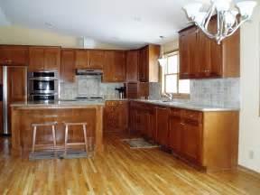 Kitchen Floor Cabinet Some Rustic Modern Day Kitchen Floor Tips Interior