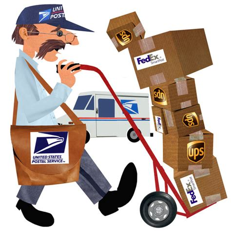 How Will The Post Office Hold A Package by For Fedex And Ups A Cheaper Route The Post Office