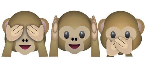 imagenes de emojis de changuitos 191 son 3 changuitos diferentes o es el mismo haciendo 3