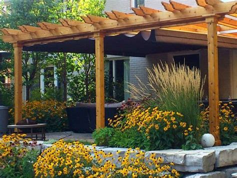 Awnings And Pergolas by Pergolas Awnings Penniman Hill Farm Hingham Ma