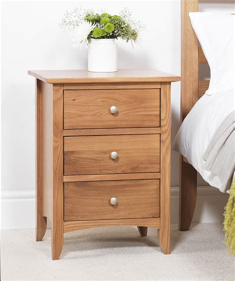 bedside drawers edward hopper bedside table bedroom furniture direct