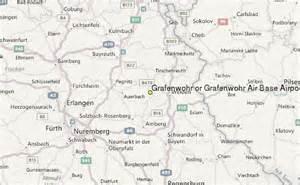 Grafenwoehr Germany Map by Grafenwohr Or Grafenw 246 Hr Air Base Airport Weather Station