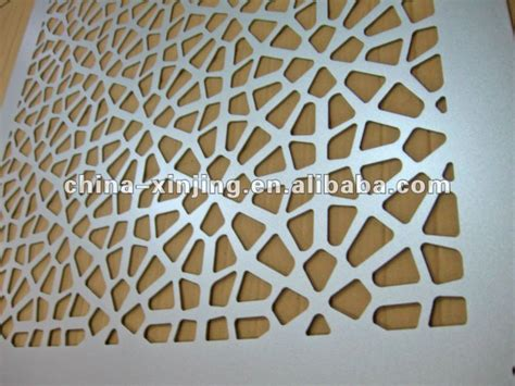 How To Buy Sheets decorative perforated metal screen panel aluminum wall