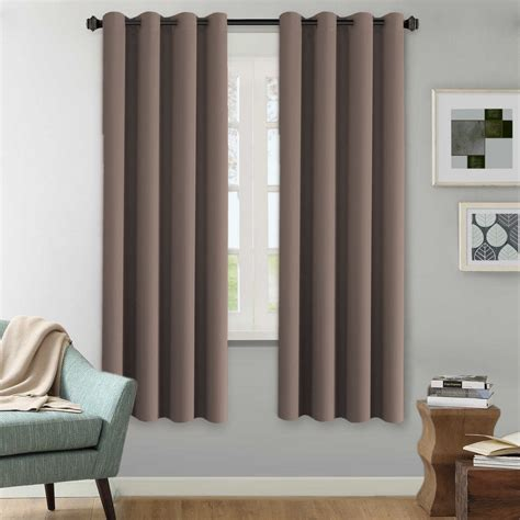 blackout curtains room blackout room darkening curtains ease bedding with style