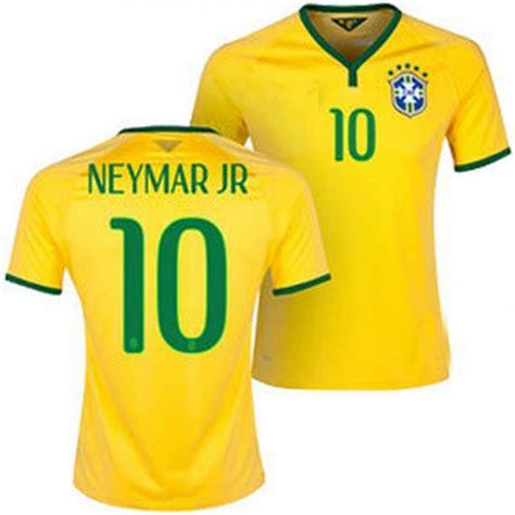 Jersey Sepakbola Cbf Brazil Jersey Sepakbola Cbf Brazil No 10 Neymar Jr Size M Yellow Jakartanotebook