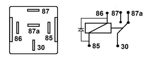 relais sockel kfz maxi relais leistungsrelais wechsler 12v 70 40a