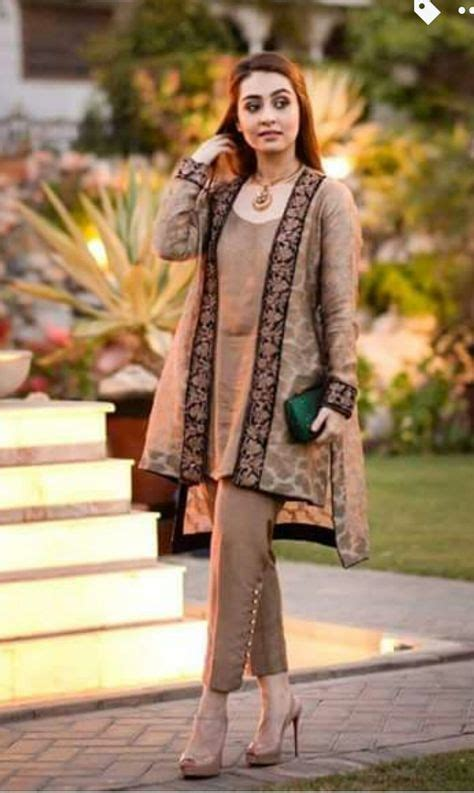 pakistani gown short shirt  trouser pakistani