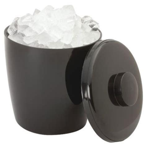 Hapco 3 Qt. Round Plastic Ice Bucket No Handle 36 Per Case