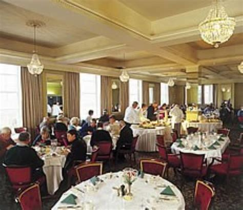 Regency Dining Room West Castle Hotel Regency Dining Room European
