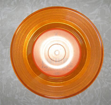 Records For Homes Orange Colored Record Vinyl 7 Inch Record Colored Vinyl Records For Sale
