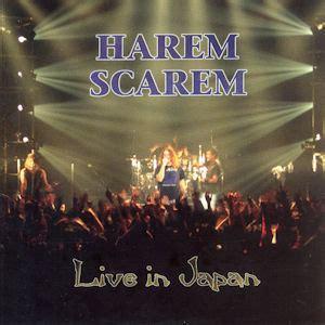 Wohnen In Japan by Live In Japan Harem Scarem Album
