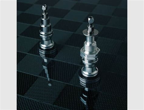 coolest chess sets 12 bad ass chess sets cool material