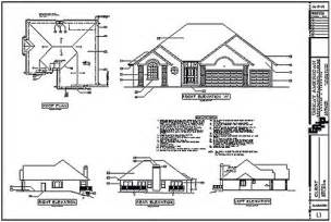 Home Design Plan And Elevation Elevations Foundation Plan Custom Home Designs